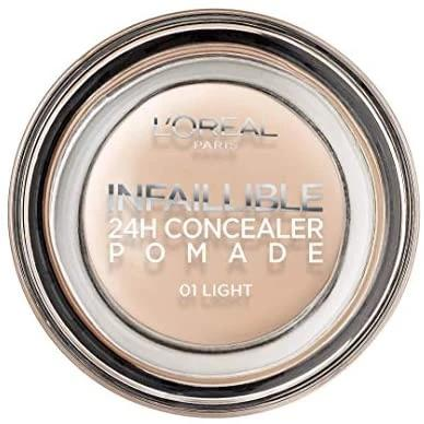 L'Oreal Paris Infallible 24H Concealer Pomade - CHOICE OF SHADES