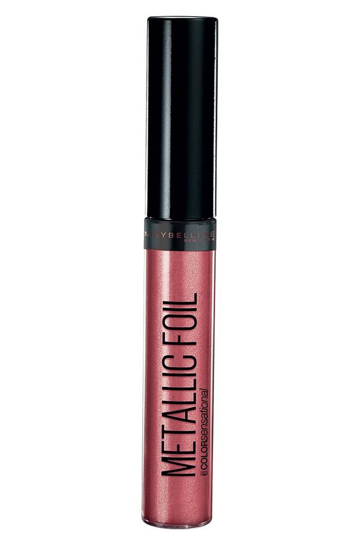 Maybelline Metallic Foil Lipgloss - CHOICE OF SHADES