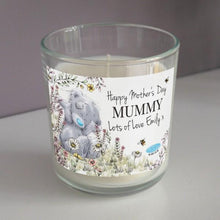 Load image into Gallery viewer, Personalised Me to You Bees Scented Jar Candle