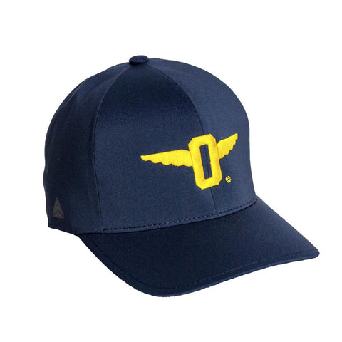 Winged-O Delta Cap