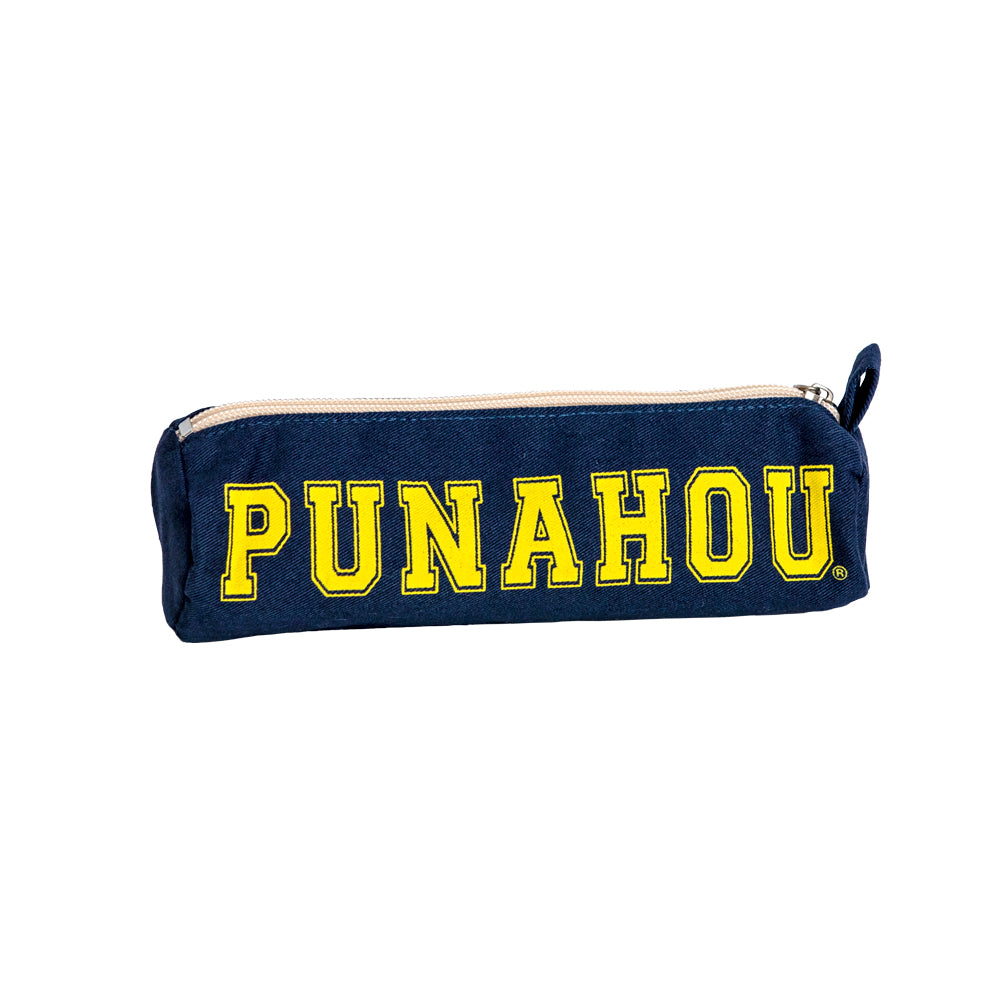 Punahou O Barrel Pencil Case