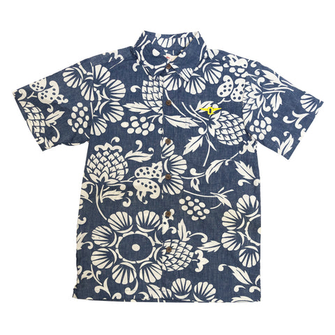 Duke's Pareo Boy's Aloha Shirt