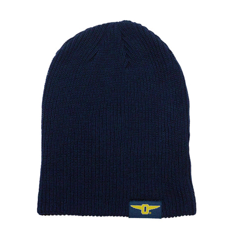 Winged-O Pilot Beanie