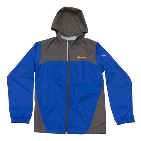 Youth Royal Glennaker Rain Jacket