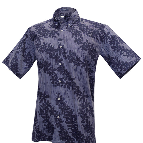 April Downpour Aloha Shirt