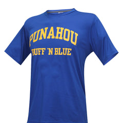Buff 'n Blue Performance Tee