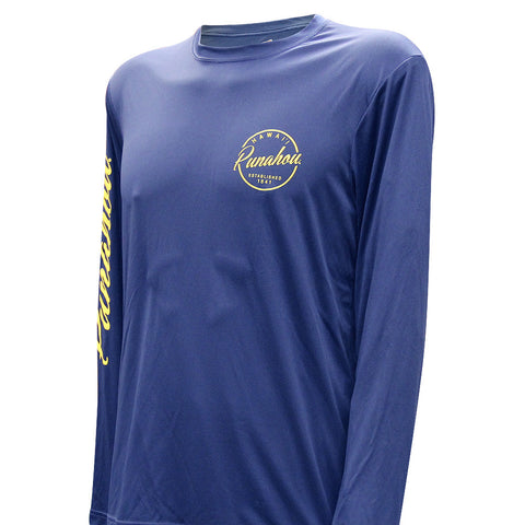 Circle Classic Cool-Dri Long Sleeve Tee