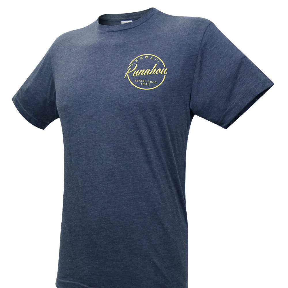 Circle Classic Triblend Tee
