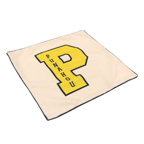 "Collegiate P Pillow Case (18"" x 18"")"