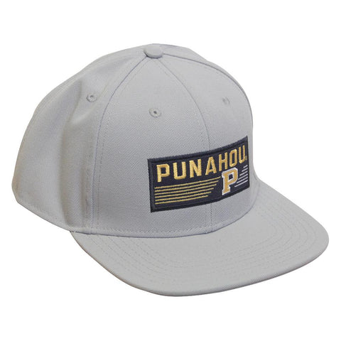 Youth Punahou Huddle Snapback Cap