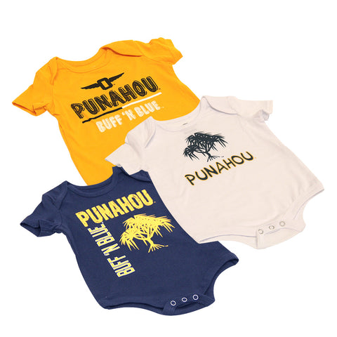 Infant 3-Pack Onesie Set