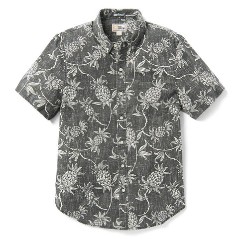 Aloha Welcome Tailored BF Aloha Shirt