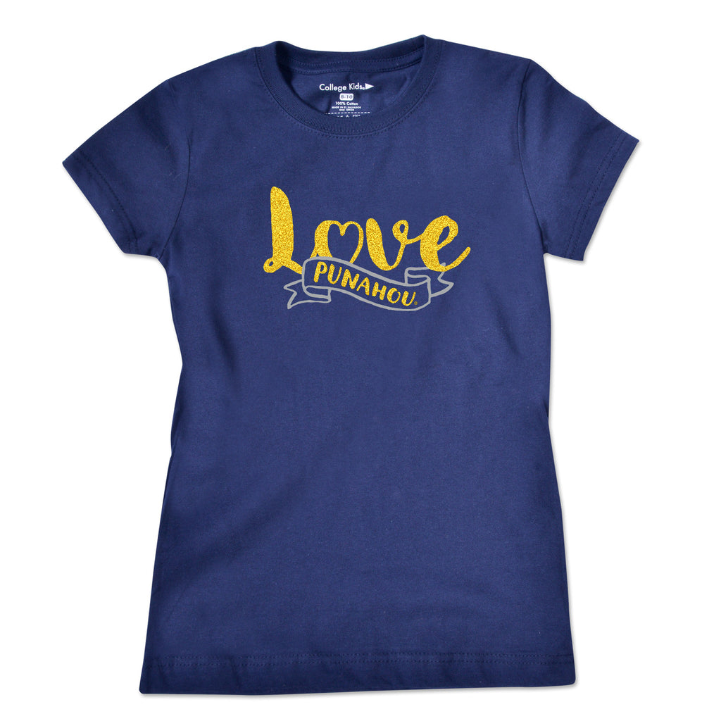 Love Youth Girl Tee
