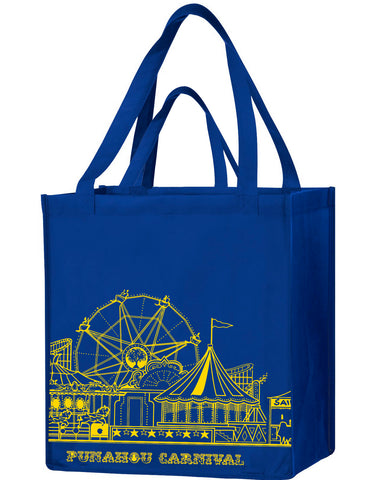 Punahou Carnival Reusable Bag