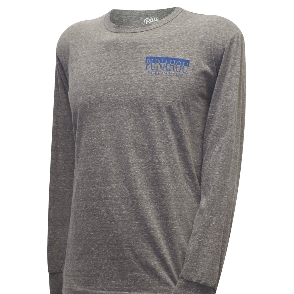 Reinsurance Triblend Long Sleeve Tee