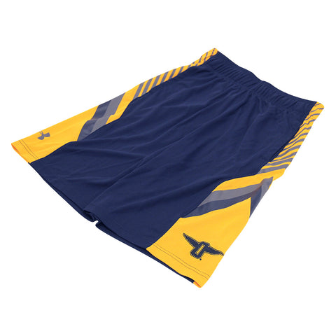 Space The Floor SMU Shorts