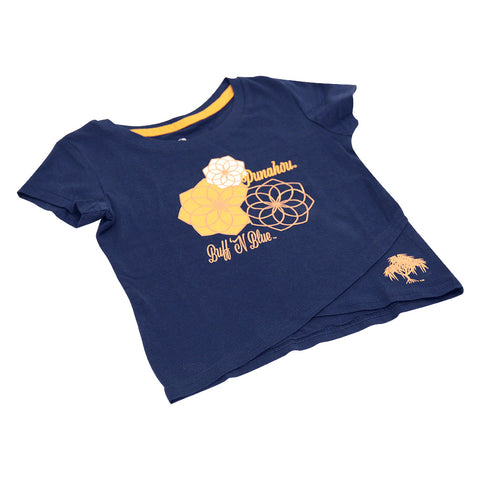 Whoo! Whoo! Girls Toddler Tee