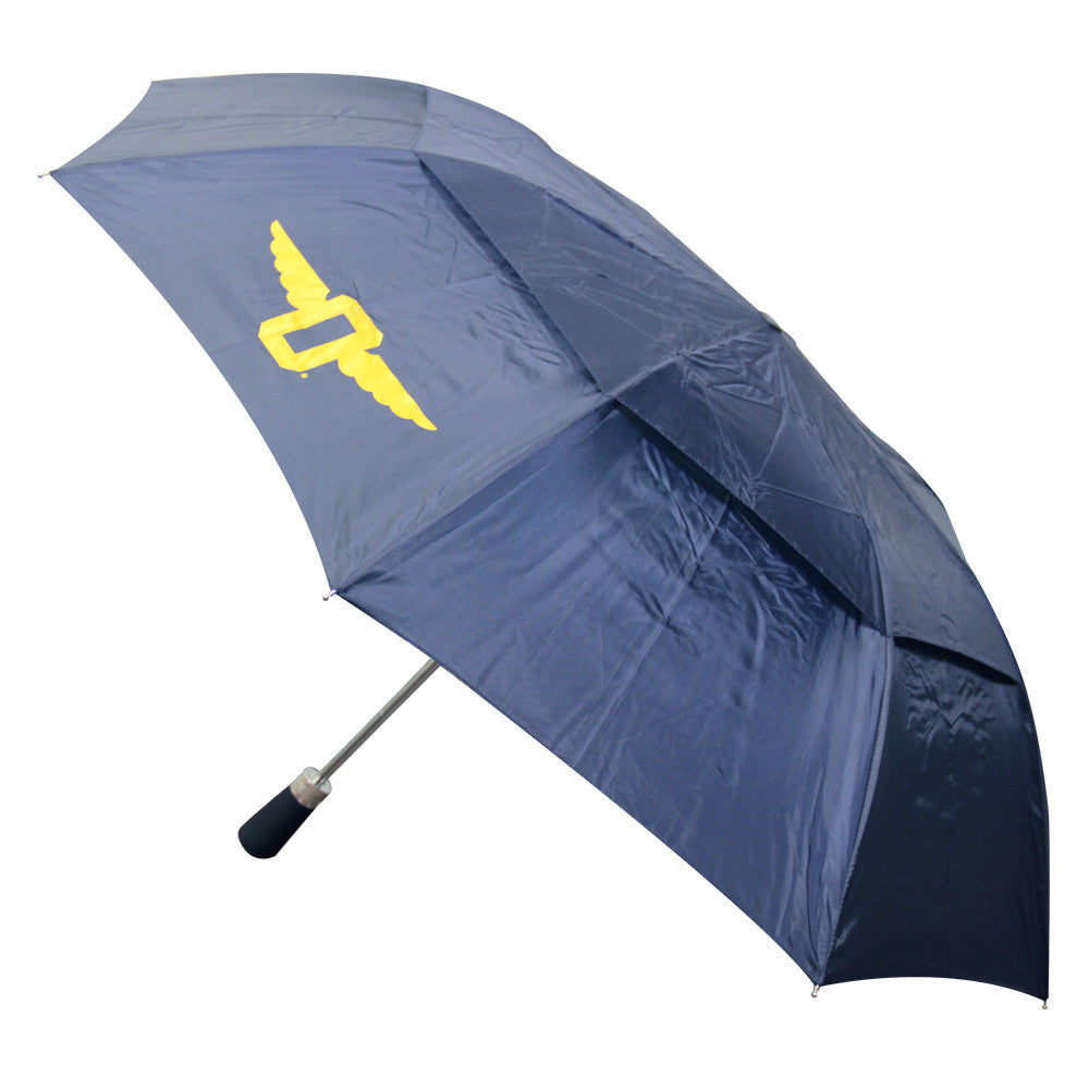 "Winged ""O"" Windflo Dynamo Umbrella"
