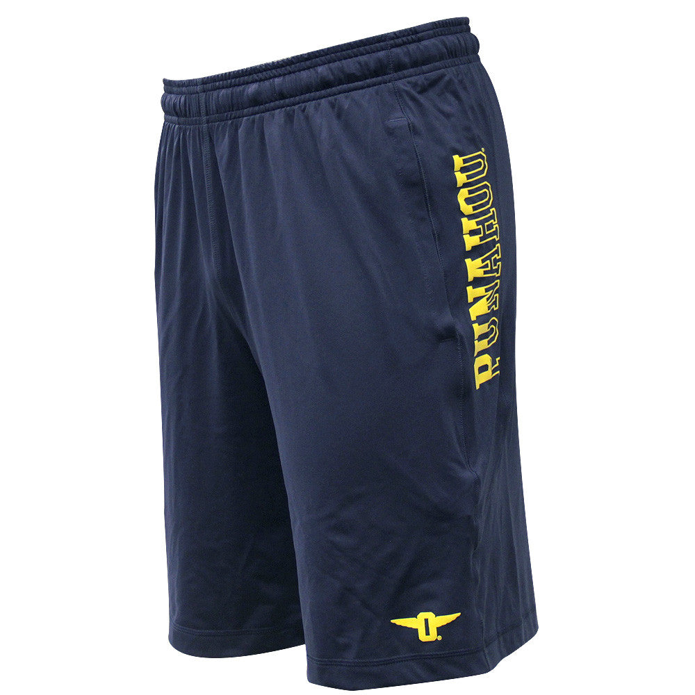 "Winged ""O"" Raid Shorts"