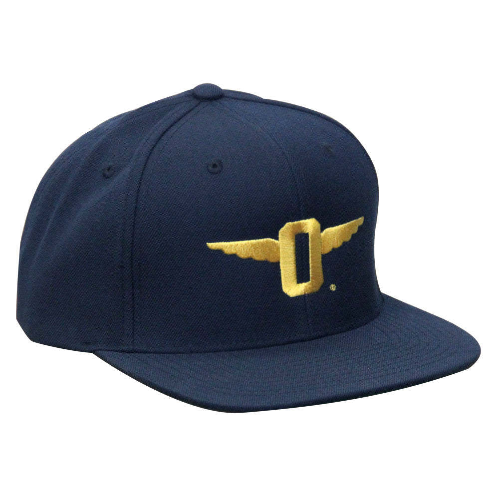 "Winged ""O"" Snapback Cap"