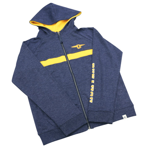 Youth Winnipeg Full Zip Hooded Sweatshirt