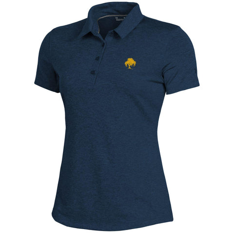 Women's Hala Zinger Heather Polo