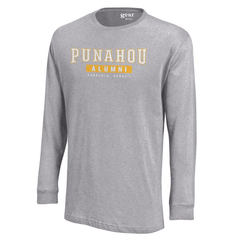 Alumni Oxford Soft LS Tee
