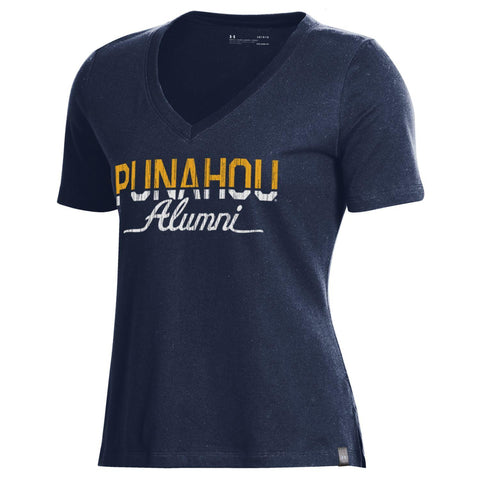 Women's Alumni Split Perform V-neck