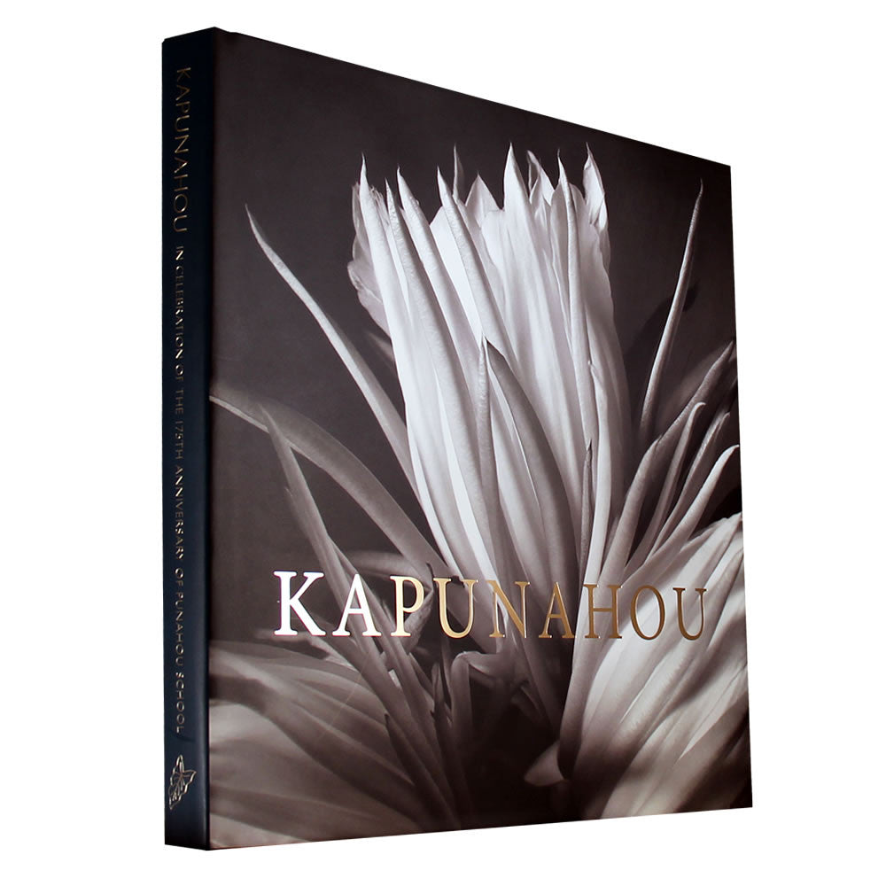 KAPUNAHOU 175th Anniversary Book