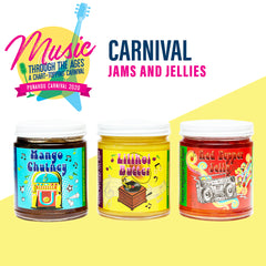 Carnival Jams and Jellies: Tasty Trio