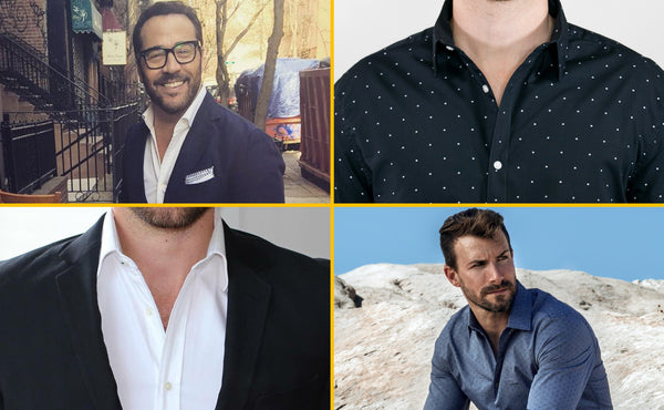 Million Dollar Collar - Upgraded Shirts