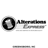 Alterations Express - Greensboro NC 27408 - Million Dollar Collar Installation Location Near Me - Dress Shirt - Placket Stay