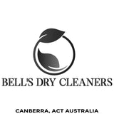 Bells Cleaners - Canberra ACT Australia - Million Dollar Collar Installation Location Near Me - Dress Shirt - Placket Stay