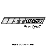 Best Cleaners - Million Dollar Collar - Minneapolis, MN - Placket Stays