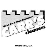 Carr's Cleaners - Million Dollar Collar - Modesto CA - Placket Stays Installed