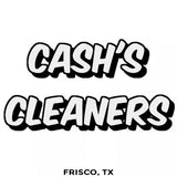 Cashs Cleaners - Frisco TX - Million Dollar Collar Installation Location Near Me - Dress Shirt - Placket Stay