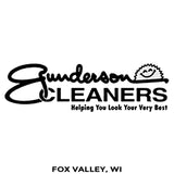 Gunderson Cleaners - Million Dollar Collar - Appleton, Greenville, Neenah, Waupaca, WI - Placket Stays