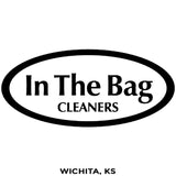 In the Bag Cleaners - Million Dollar Collar - Witchita, KS - Placket Stays