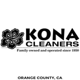 Kona Cleaners - Million Dollar Collar - Orange County, CA - Placket Stays