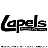 Lapels Cleaners - Million Dollar Collar - Massachesetts - Texas - Arizona - Placket Stays