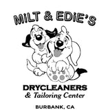 Milt and Edies Cleaners - Burbank California - Million Dollar Collar Installation Location Near Me - Placket Stays