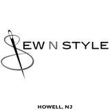 Sew N Style - Million Dollar Collar - Howell, NJ - Placket Stays
