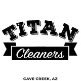 Titan Cleaners - Million Dollar Collar - Cave Creek, AZ - Placket Stays