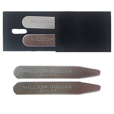 Metal Collar Stays - 2 Sets
