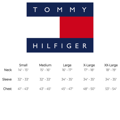 Tommy Hilfiger - Slim Fit - Non-Iron - Stretch - Check