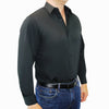 Van Heusen - Regular Fit - Wrinkle Free - Poplin Solid - Point Collar
