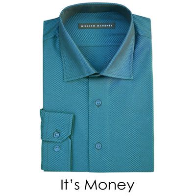 William Mahoney - Tall, Fit Athletic Dress Shirts