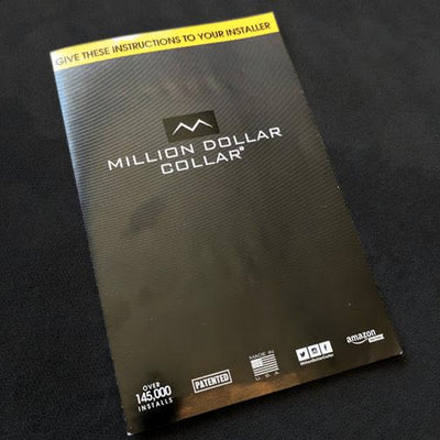 Million Dollar Collar | DIY Polo Pack