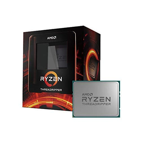 AMD Ryzen Threadripper (3rd Gen) 3970X Dotriaconta-core (32 Core) 3.70 GHz Processor - Choice Computer Technologies