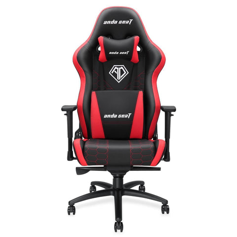 Anda Seat SPIRIT KING BLACK+RED - Choice Computer Technologies